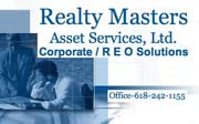 Realty Masters Asset Services, Ltd.